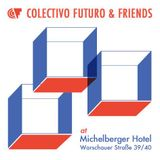 Colectivo Futuro & Friends at Michelberger Hotel, Berlin, 26 Sept 2014 (Part 2)