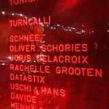 """""""Turncalli"""" with Joris Delacroix & schNee & Oliver Schories & der turnbeutel"""