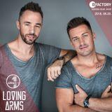 Loving Arms - DJ Factory (2018.06.20.) @ Radio 1