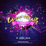 Motor - DJ-Mix @ Luna Club 20th Anniversary, ResonanzWerk Oberhausen 19-04-2014
