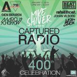 Mike Shiver Presents Captured Radio 400 Episode Celebration