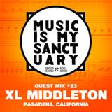 MIMS Guest Mix: XL MIDDLETON (Pasadena, California)
