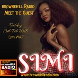 INTERVIEW WITH NIGERIAN SUPER STAR SIMI