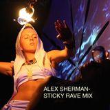 Alex Sherman - Sticky rave mix  [SJM08]