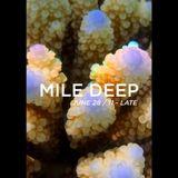 DJ Drew @ Mile Deep, 6.28.14