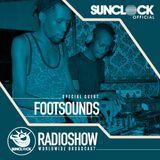 Sunclock Radioshow #046 - Footsounds