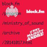 His Majesty Andre x Jaxx da Fishworks x Ministry of Sound Japan on block.fm exclusive mix