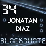 Blockquote - No. 34 - Guest Mix by Jonatan Diaz (25-03-2012)