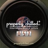 Properly Chilled Episode #57 (B): Guest Turntable Terrorist (Terry C)