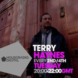Terry Haynes presents #127 'The House Sessions #01 on HouseRadio.Digital'
