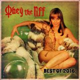 Obey The Riff: Best of 2016