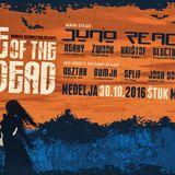 dance of the undead - with Juno Reactor - Stuk - Maribor - 2016