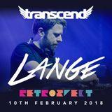 Lange - The Transcend Podcast 028 (Lange pres. Retrospect Takeover)