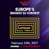 NYDJAY by NEW YORKER - DJ Bosko Milekic - Bosnia and Herzegovina