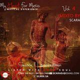 Scara,  My Heart For Music Guest Mix On Moniestien Radio