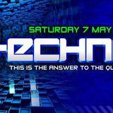 Zero One Live @ Techno 7th May 2016