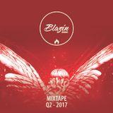 BLAZIN - The Mixtape Q2 - 2017
