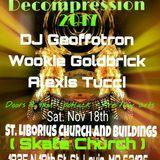 Gateway Burners Decompression Party November 2017