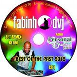 Best of the Past-2012 By Fabinho DVJ - CD-1