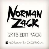 Norman Zack 2K15 Edit Pack Mixtape