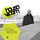 CRISTIAN MARCHI presents HOUSE VICTIM 017  [Podcast - Radio Show] May 2014 Mix