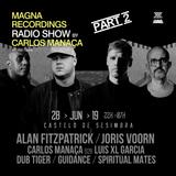 Magna Recordings Radio Show by Carlos Manaça #30 2019 | Rebels Pt.2 @ Sesimbra Castle [Lisbon] PT