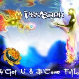 PsySrek Mix - 4' Get U & B' Come FulL (Maninkari Crew ~  GoaTrax 17-12-2006)