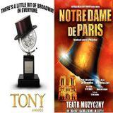 Upiór w Eterze #4 // Nagrody Tony i Notre Dame de Paris