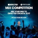Defected x Point Blank Mix Competition 2017: Dj Blackprint