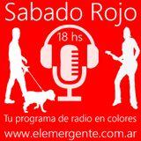 Radio Emergente - 09-07-2019 - Sabado rojo