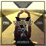 House Venture # 01 pres. QUEST @ Polish Radio London / 30.09.2016