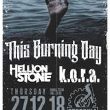 """K.O.R.A."" и ""Hellion Stone"" на гости в НРБ (16.12.18)"
