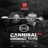 Cannibal Cooking Club (Live PA) @ Walzwerk Ost Night - M-Bia Berlin - 22.11.2013