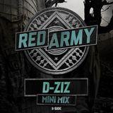 D-Ziz Red Army Mini-Mix