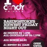 Andy Gates pres. 'Candy Fridays' @ Censo (Basingstoke) Mix (Summer 2012)