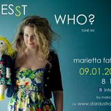 Gues(s)t Who #4 | Marietta Fafouti, Indie Pop Artist | 09/01/13
