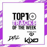 Top 10 Tracks of the week ( Kiyo )