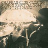Chapeau Club Closing - Fusion Festival 2014
