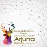 Arjuna @ Samsara 26-09-2K14