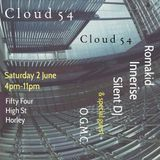 Silent DJ Set # 2 - Cloud 54  - 02/06/18 @ Fifty Four, Horley