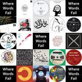 Where Words Fail #15 by João Semedo (22/11/2016)