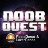 Ep 16: NoobQuest Watches Star Wars 4,5,6 For the First Time!