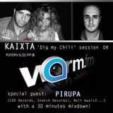 Kaixta_-_Dig My Chili guest Pirupa @Warm FM