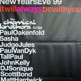 Sasha Live @ Gatecrasher NYE December 31, 1999