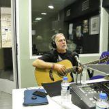 Ο Γιάννης Ψειμάδας στο στούντιο του Anemos 9,37 fm 9/10/2013