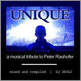 A MUSICAL TRIBUTE TO PETER RAUHOFER - Mixed by DJ PAULO