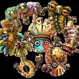Wicked tribe rituals- MummRa