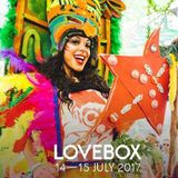 Lovebox 2017 | Marcia DaVinylMC LIVE for SmirnoffHouse |Mixmag | Victoria Park