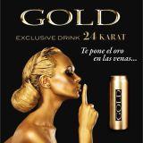 Warm Up Gold Exclusive Drink 24 Karat