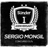 Sergio Mongil @ Concurso Aniversario Sünder